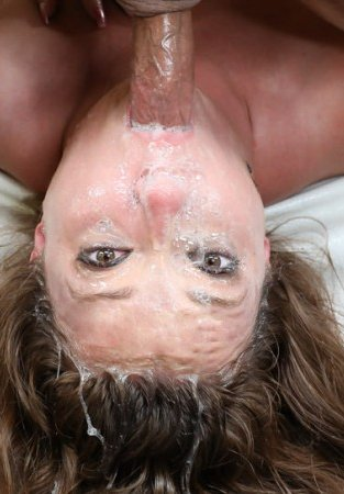 Throated Maddy Oreilly Submissive And Sloppy